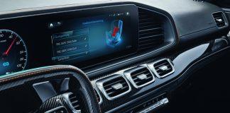 Vorn sehen, was hinten los ist:Durch eingebaute Systeme im Fahrzeug könnten Kindersitzfunktionen ins Auto-Display integriert werden.