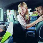 Da lässt es sich gleich viel ungestörter fahren:Anbieter wie Swandoo überzeugen nicht nur Eltern, sondern auch den ADAC von ihrer Qualität.