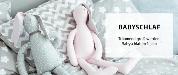 Schlaf im ersten Lebensjahr
