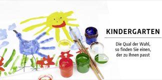 Kindergarten: Die Qual der Wahl. Wie Sie den Richtigen finden.
