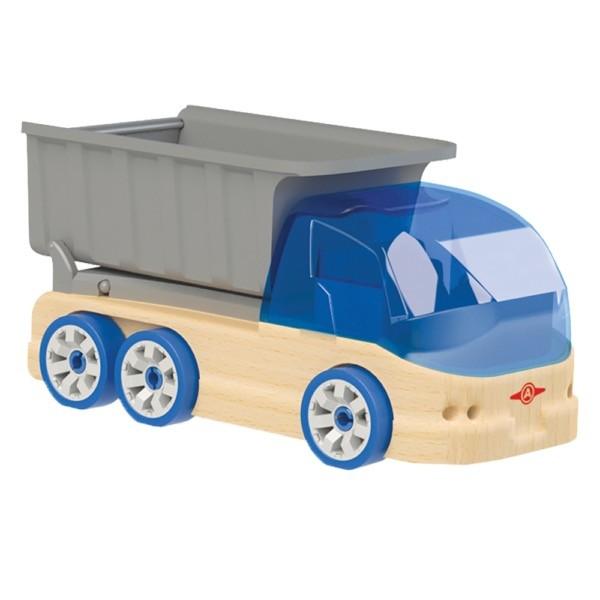 Die Fahrzeuge von Automoblox sind vielfältig variierbar und inspirieren Kinder zum Kombinieren und Gestalten. Set 30-tlg., ca. 60 Euro. www.playmonster.com