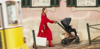 Der e-Priam von Cybex macht Ausflüge mit Kinderwagen auch bei steilen Strecken zum Kinderspiel.