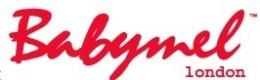 Logo der Marke Babymel