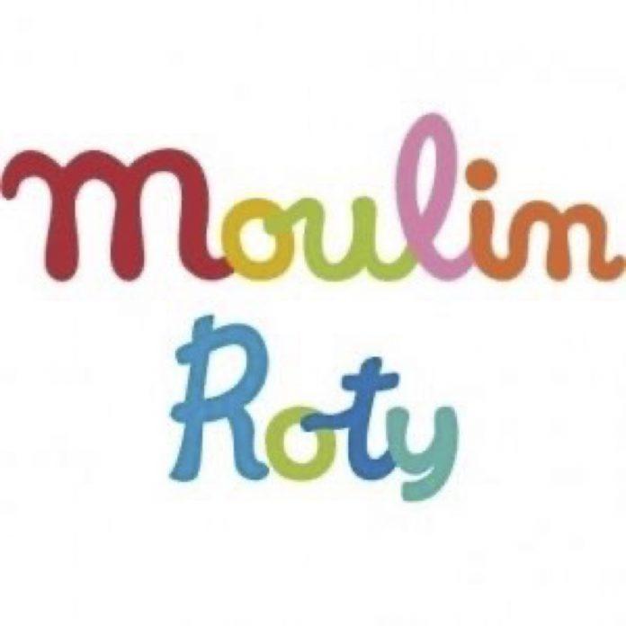 Logo der Marke Moulin Roty