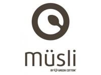 Logo der Marke Müsli by Green Cotton
