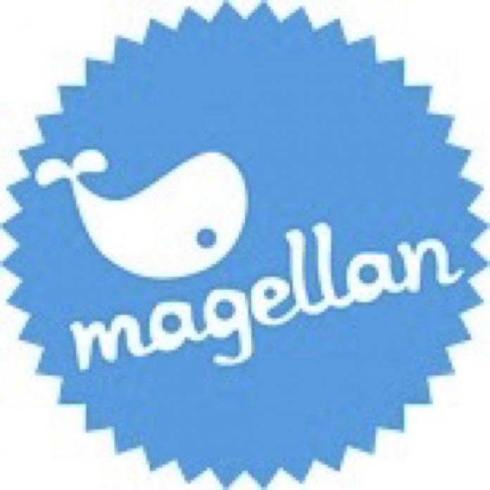 Logo des Verlags Magellan