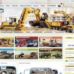 Screenshot der Marke Bruder Spielwaren