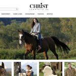 Screenshot der Marke Christ Lammfelle