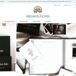 Screenshot der Marke Elements For Kids