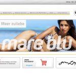 Screenshot der Marke Fashy