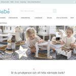 Screenshot der Marke Jabadabado
