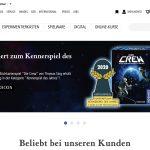 Screenshot der Marke Kosmos Verlag