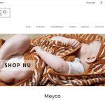 Screenshot der Marke Meyco