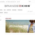 Screenshot der Marke Minymo