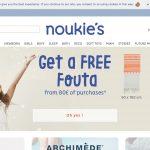 Screenshot der Marke Noukie's
