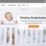 Screenshot der Marke Pinolino