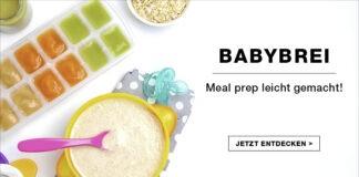 Babybrei leicht zubereitet