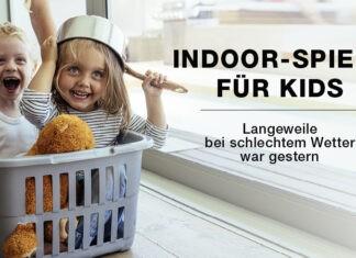 Indoor-Spiele für Kids