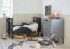 """Das Bett """"Black Wooden"""" von Sebra für Babys und Kinder"""